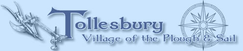 Tollesbury - Village of the Plough and Sail